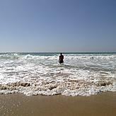 Verdemar strand Alentejo